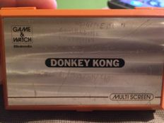 Game and Watch - Donkey Kong.