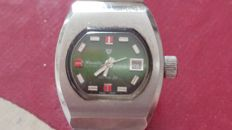 Nivada, 1960s/1970s, steel women's watch.