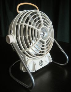 Christian Bachem for A+S - fan heater, 'Astron 2000'