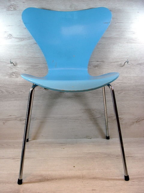 Arne Jacobsen for Fritz Hansen - butterfly chair