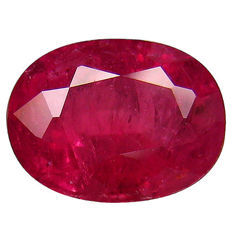Ruby - 1.58 ct - No reserve price