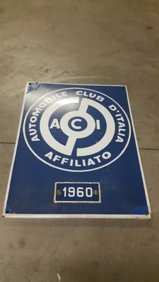 ACI Automobile Club of Italy Affiliate, 1960