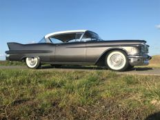 Cadillac - Coupe DeVille - 1958