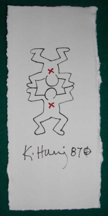 Haring Keith - Figure contrapposte