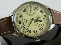 Omega regulator - mariage watch 1928