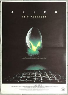 Anonymous - Alien le 8ème passager (Ridley Scott) - 1979