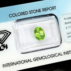 Sphene - 2.17ct