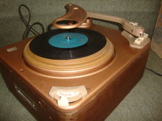 1004 R-Player Dual, Wooden Box