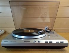 Philips AF-729 MARK II in silver!