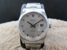 1966 ROLEX OYSTER DATE 6694 ORIGINAL SILVER DIAL WITH SHORT MARKERS