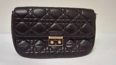 Christian Dior - Miss Dior Small - Bag with strap in black leather