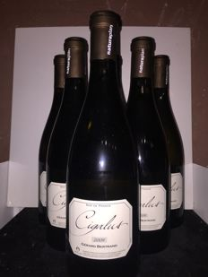 2009 Cigalus Blanc Gerard Bertrand - lot of 6 bottles