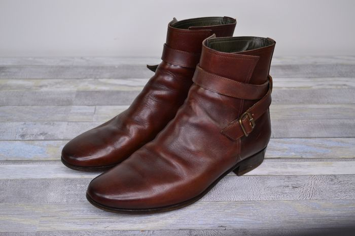 Lanvin Paris - Mens Leather Boots