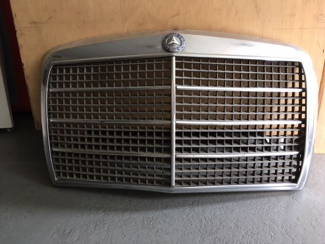 i frp class bodykits on for speed bsd benz grill custom g shop fit mercedes c grilles bay com