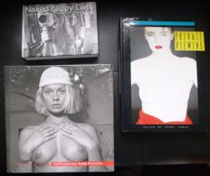 Photography; Lot with 3 photo books - 1983/2003