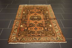 Old high-quality -- Persian carpet --