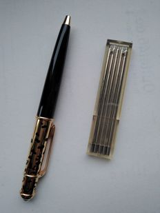 Cartier ball pen Golden Diabolo de Cartie