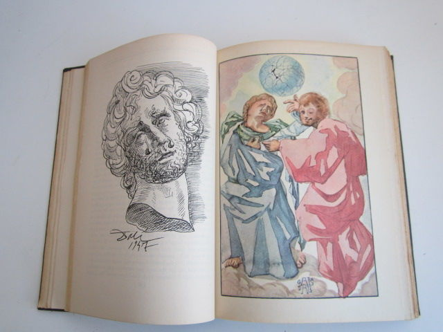 essays on michel de montaigne illustrated by salvador dali Illustrated by salvador dali: essays of michel de montaigne--sealed, mint i  recently stumbled upon this rare item it's not just any copy of.