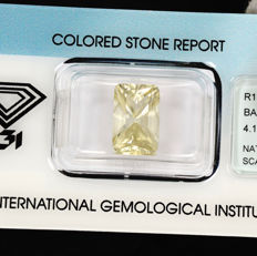 Scapolite - 4.10 ct No Reserve Price