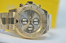 Invicta Pro-Diver Collection 18 kt Gold Men's Wristwatch - In original luxury box - Never worn, New condition - 815 - 2017