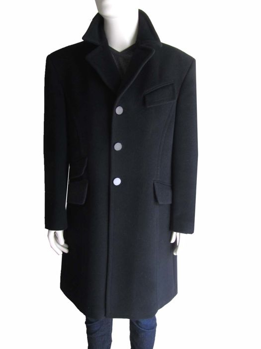 Thierry Mugler Paris – Lambswool coat – ***NO RESERVE***