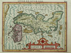 Japan; Jodocus Hondius. - Japan I. - 1613