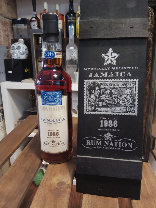 Rum Nation Jamaica 1986 -  26 year old