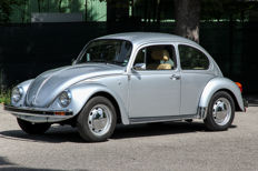 VW Beetle with a mileage of 541 km - Year of production: 2003 - last year of production
