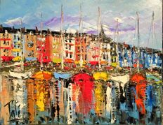 Laurent Pate - Honfleur for ever