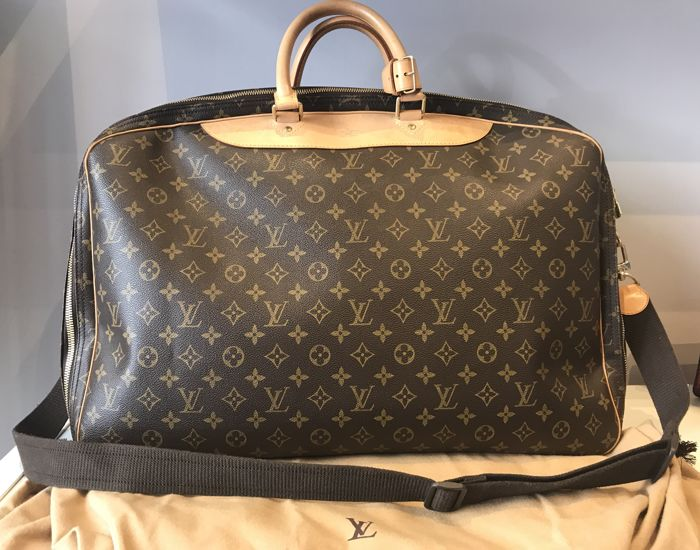 Louis Vuitton - Alize large bag with Monogram (carrying) strap