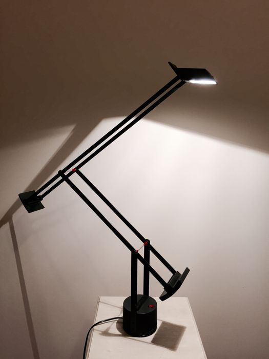 Richard Sapper For Artemide Tizio Table Lamp Catawiki