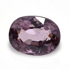 Purple spinel – 1.24 ct – No reserve price.