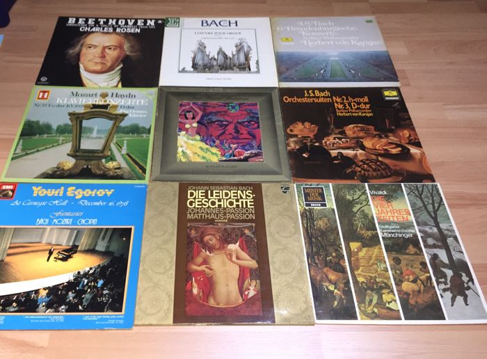 Classic Lot On 34 LP,s