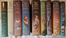 Stanley Cramp - Handbook of the Birds of Europe, the Middle East and North Africa - 9 volumes - 1977/1994