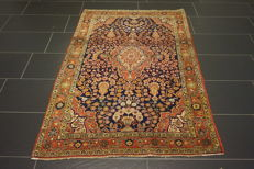 - Semi-antique, handwoven -