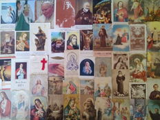Nice lot of 160 various religious items - Italy