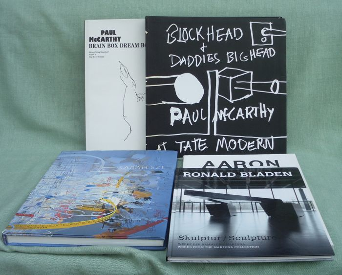 Lot Of 5 Books About 4 American Sculptors 1993 2008