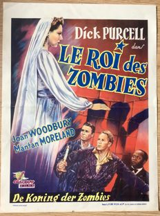 Anonymous - Le Roi des zombies (orig. King of the Zombies) -1941