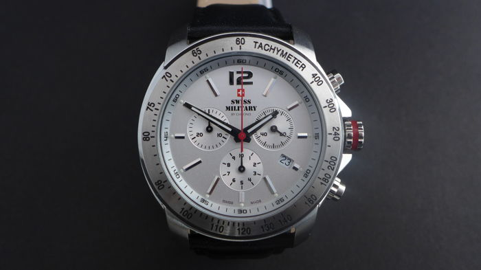 Swiss Military - Chronograaf - SM34033.05 - Men - 2011-present