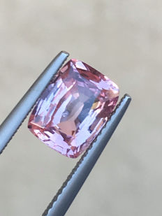 Pink sapphire - 3.07 ct