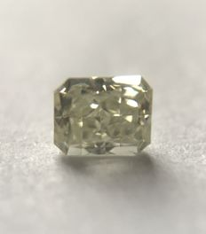 Natural diamond of 0.52 carat, NO RESERVE PRICE
