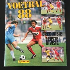 Panini - Voetbal 88 - Dutch league 1987/88 - Complete album