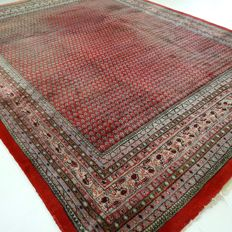 "Sarough-Mir - 329 x 256 cm - ""large Persian rug in beautiful condition"" - with certificate"