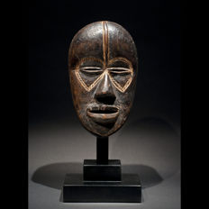 Ancient mask of collection - DAN GREBO - Liberia