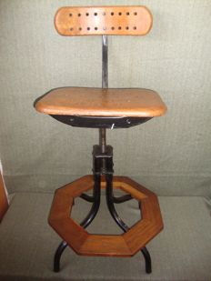 TanSad -  Architect's Chair, England, 1940s.