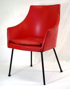 Osvaldo Borsani for Tecno - office armchair P20