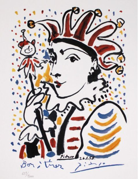 Pablo Picasso (after)  - Carnival