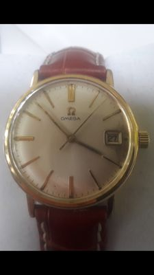 Omega heren dress watch uit de jaren 50