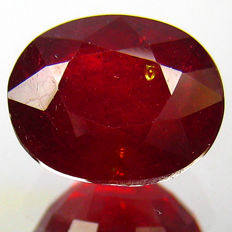 Ruby 5.27 Carat -  No reserve price