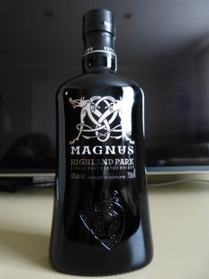 "Highland Park ""MAGNUS"" only USA release 750ml"